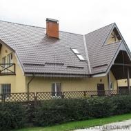 котедж, дом, дачу, Петропавловская Борщаговка, Центральная ул. (Код H75)