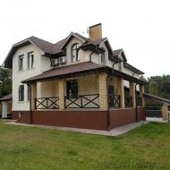 Продам дом (коттедж)Гореничи. Киево-Святошинский р-н.Участок12 соток. код(Н226)