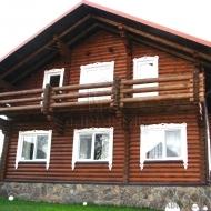 Без Комиссии Продам Дом Сруб 180кв.м. 6 соток Каскад зарыбленных Озер Лес (Код H251)