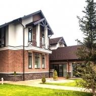 Продажа нового дома под Киевом Киевская обл. Киево-Святошинский р-н  с.Лесники (код Н 2457)