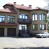 Аренда (сдам) дом/коттедж 460кв.м. выход на воду. 1,5Га земли. (код Н2544)
