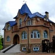 (Код объекта Н2261)Продажа роскошного особняка. 363кв.м+гостевой дом в Иванковичах Васильковский р-н. Участок 80 соток.