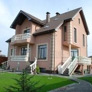 котедж, дом, дачу, Петропавловская Борщаговка, Центральная ул. (Код H175)