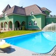 Продам котедж, дом, дачу, Софиевская Борщаговка (Код H173)