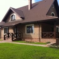 В Скандинавском стиле Продам Вам кирпичный Дом (Коттедж) Крюковщина (код H1085)