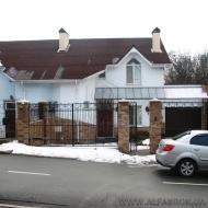 Продажа  дома  в котеджном  городке, под  Киевом.  Вышгородский  район.  7км. от  метро «Петровка»  (код Н2868)