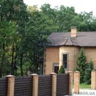 Продажа  дома  в лесном  массиве,  в 14 км. от  Киева (Обуховский  район)  с.Романков  (код Н2872)
