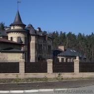Продам дом  Киево-Святошинский р-н  с.Лесники  Коттеджный  городок (код Н1462)