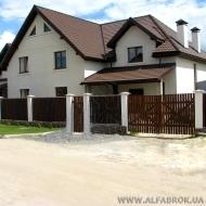 котедж, дом, дачу, Петропавловская Борщаговка, Центральная ул. (Код H3318)