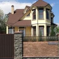 (Код объекта Н3355) Центр Киева. Продажа VIP дома коттеджа 377 кв.м. Земли 12 соток. + гостевой дом сруб(спа-зона).