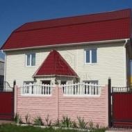 Продам 2-х этажный  дом в пгт. Гостомель Киево-Святошинского р-на. Участок 12 соток  (Код объекта Н3487)