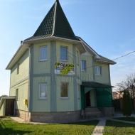 Продам маленький французский замок в курортной части Ворзеля(Н4419)