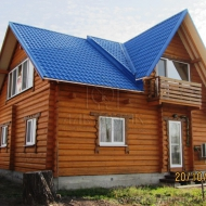 котедж, дом, дачу, Зазимье, Центральная ул. (Код H4541)