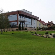 Без комиссии!!! Продам дом в стиле HI-TECH, на холме, Малютянка (Код H4590)