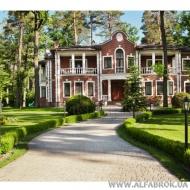 БЕЗ КОМИССИИ!!!!Продам резиденцию, 2500 м2, Киевская область, Ирпенский городской совет, пос.Ворзель.(Н3497)