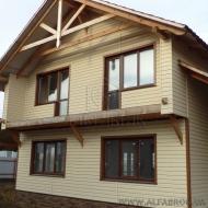 (код Н1881) Продам дом 220 м2, участок 6 соток, с.Софиевская Борщаговка