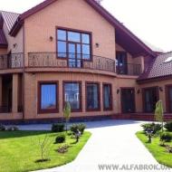 (код   H 5396)  Продажа  дома в  котеджном  городке « Золотые  Ворота»  Конча – Заспа  п.Козин. 2012 года  постройки.