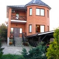 (Код H5504) Аренда Сдам Коттедж ( Дом )  Софиевская Борщаговка. 265кв. (кирпич) 100% готовность. 6 соток