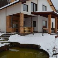 (Код объекта Н5578) Продажа дома. 183 кв.м. Киево-Святошинский р-н, р-он Романовки. 10 соток.