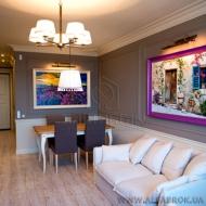 Продажа 2к квартиры с эксклюзивным ремонтом, меблирована, ул. Сикорского 16 (Код объекта К15105)