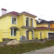 (код объекта Н2568). Чайка (Петропавловская Борщаговка) продам дом (коттедж) 400кв.м. 8 соток. Редом лес. Киев 5км.