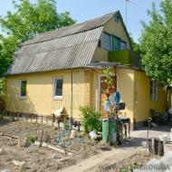 Без Комиссии Продам дом (коттедж) Чайки. 70 кв.м. 6 соток Застроенная Улица Лес (код Н5977)