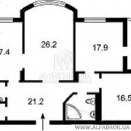(Код объекта К22106) Продажа 3-х ком. квартиры. ул. Нежинская 5. Соломенский р-н.