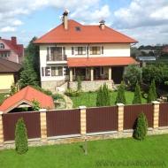 котедж, дом, дачу, Петропавловская Борщаговка, Центральная ул. (Код H5976)