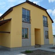 (Код объекта Н6134) Бориспольский р-н., с.Счастливое. Продажа 4х. комнатного дома с ремонтом 50%, рядом сосновый лес. Коммуникации центральные.