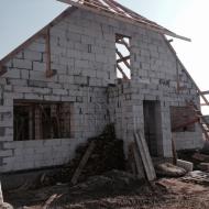 (Код объекта Н6128) Киево-Святошинский р-н., Петровское. Продажа недостроенного дома, на участке 8 соток.