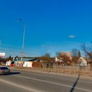 (Код объекта Т1537) г.Киев, Святошинский р-н., фасад ул. Стеценка. Продажа участка под бизнес или жилье.