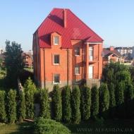 котедж, дом, дачу, Петропавловская Борщаговка, Центральная ул. (Код H505)