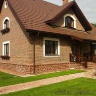 В Скандинавском стиле Сдам кирпичный Дом (Коттедж) Крюковщина (код H6729)