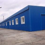 Продажа склада 1020 кв.м., г. Борисполь