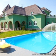 Сдам котедж, дом, дачу, Софиевская Борщаговка (Код H1716)
