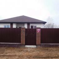 Продам одноэтажный  котедж, дом в с. Хотов К-Святошинского р-на (Код H8399)