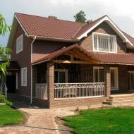 котедж, дом, дачу, Горенка, централ (Код H9008)