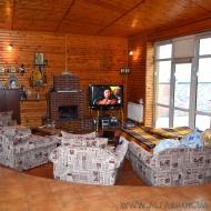 Дом в одном уровне! 100% готовности ( Коттедж Особняк ) Белогородка  200кв.м. 15 соток Лес Озеро Река (Код H9182)