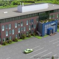 Продажа офисного центра под Киевом 4000 кв.м., 4 этажа, 40 соток земли в собственности(Код C4211)