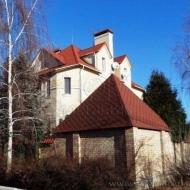 котедж, дом, дачу, Петропавловская Борщаговка, Центральная ул. (Код H10866)