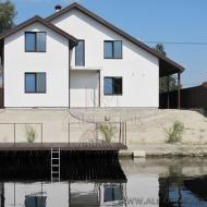 Продам котедж, дом, дачу, Таценки ( Конча - Заспа ), Лесная (Код H13986)
