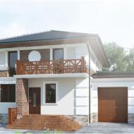 котедж, дом, дачу, Гатное (Код H14819)