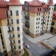 Продажа 4к. квартиры, Соломенский р-н, элитная двухуровневая, 4-х комнатная  квартира в роскошном клубном доме VIP-уровня «Альпийский городок». Видовая. С парко-местом. (код объекта К9596)