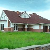 (код Н539) Продам дом (коттедж) Иванковичи! 387 кв.м., 18 соток. Возле леса и озера!
