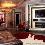 (код объекта K9670) Продам 3 к. квартиру , Печерский р-н. Драгомирова 7. Элитный дизайнерский ремонт.