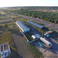 (Код C10436) Продам базу вдоль Варшавской трассы. 24км до Киева