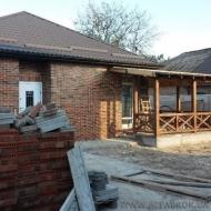 Дом в Одном уровне Петропавловская Борщаговка 120кв.м. Рядом Софиевская Чайки (Код H18541)