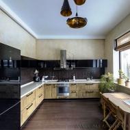 Продажа дома с современным ремонтом в поселке  Рудыки ( Конча - Заспа ) Обуховского района, Луговой (Код H19294)