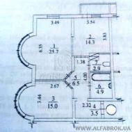 Продам квартиру, 0Киев, Днепровский, Старая Дарница, Харьковское шоссе, 19 (Код K43821)