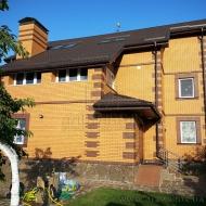 БЕЗ КОМИССИИ!!!Продам коттедж, дом площадью 420 кв.м. на участке 10 соток Горенка, Киево-Святошинский р-н (Код H20182)